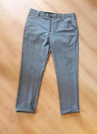 Классические зауженные брюки unisex asos