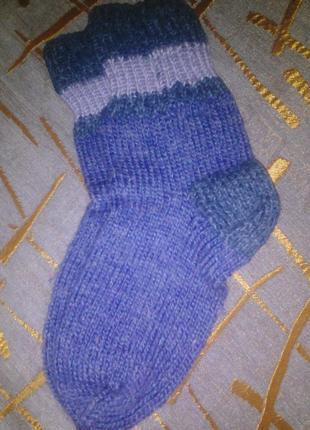 Теплые носки.