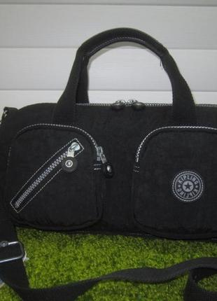 Актуальная брендовая сумка датского бренда kipling