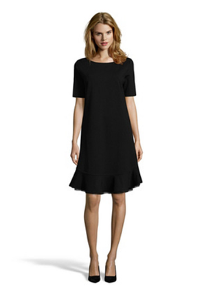 Must have новое, чёрное платье twin-set by simona barbieri м (идёт на 46-48, l)