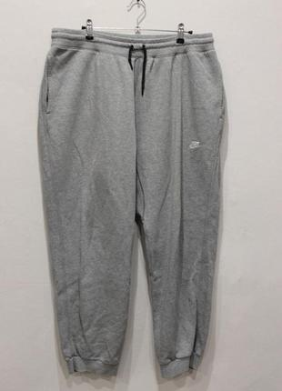 Теплые спортивные мужские штаны