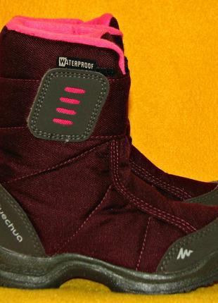 Ботинки, сапоги quechua р. 26