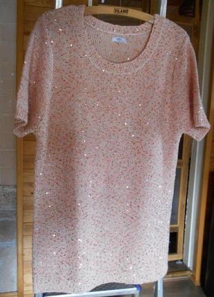 Женская кофта блузка cotton traders