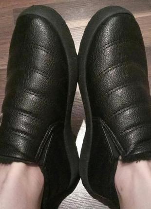 Новые мегаудобные ботинки на меху