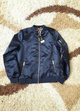 Куртка бомпер esmara. модная коллекция от хайди клум