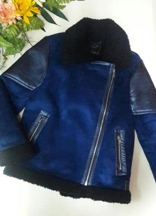 Дубленка, куртка на 11-12 лет1