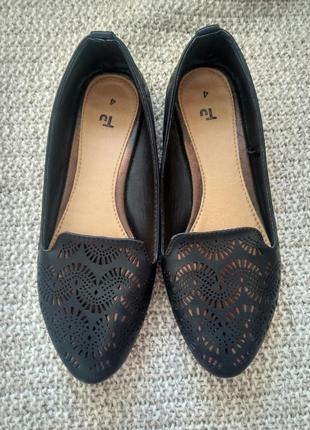 Женские балетки туфли  размер 36