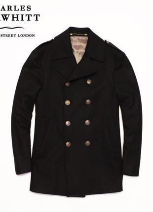 Красивое пальто  charles tyrwhitt