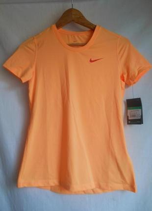 Новая спортивная футболка nike dri-fit.оригинал!сделано для англии.13-15 лет.