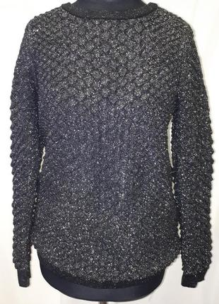 Шерстяной свитер с люрексом & other stories