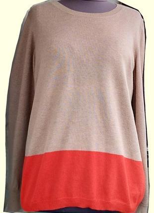Стильный пуловер бренда tommy hilfiger