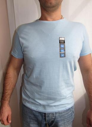 Натуральна мужская футболка primark