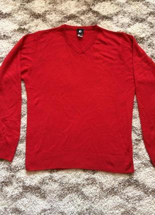 Фирменная мужская кофта oxylane inesis,свитер,яркая универсальная базовая кофточка