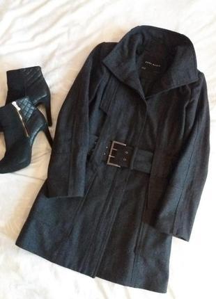 Удлиненное пальто zara s