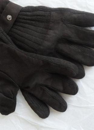Теплые рукавички 6,5 takko