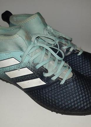 Сороконожки, футзалки adidas 17.3 оригинал 40 р. 26 см