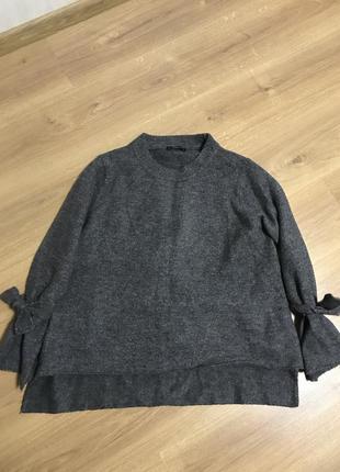 Очень красивый свитер оверсайз
