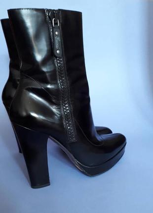 Ботинки gucci 37,5-38