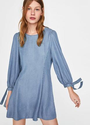 Платье zara - xs, s, m