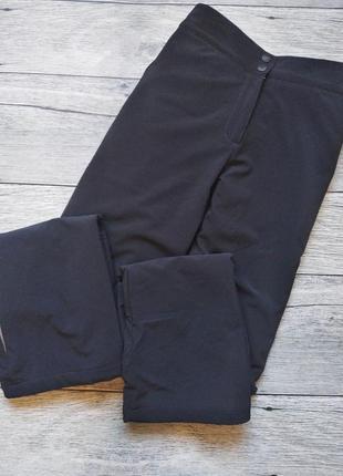 Теплые зимние спортивные брюки на флисе от tcm