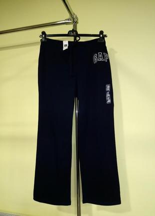 Теплые спортивные штаны gap
