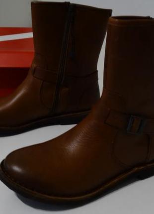 Ботинки натуральная кожа kickers