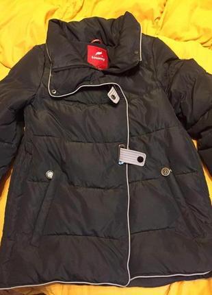 Курточка на био-пухе towmy