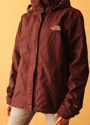 Шикарная куртка ветровка водонепроницаемая north face