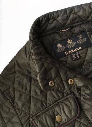Стёганка стёганная куртка barbour
