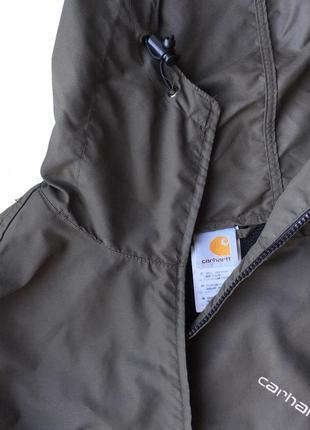 Куртка ветровка виндраннер виндстопер carhartt
