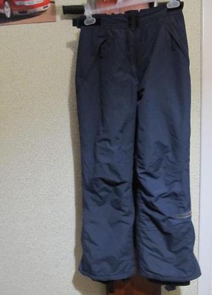 Зимние лыжные штаны cheriano