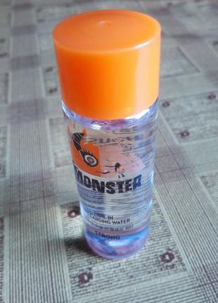 Мицелярная вода c маслом monster oil in cleansing water