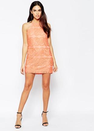 Розпродаж !!!  платье мини с открытой спиной oh my love