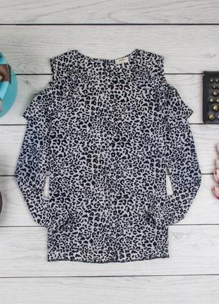 Блуза шелковая  от papaya рр 14 наш 48