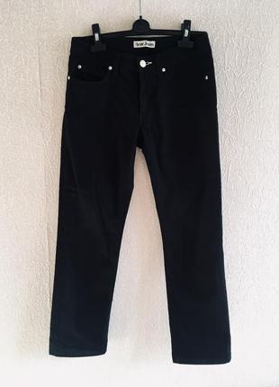 Прямые черные джинсы acne studios оригинал