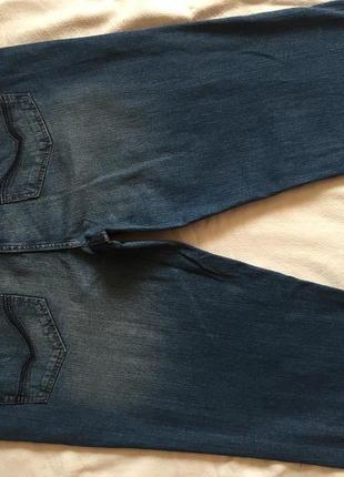 Отличные джинсы жен стреч прямые 5xl(56)4