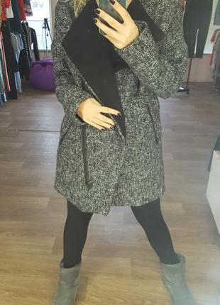 Пальто-косуха h&m