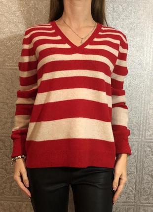Шерстяной свитер marks&spencer
