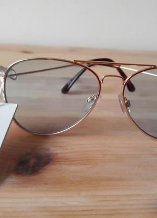 Стильные новые очки h&m категория защиты 1