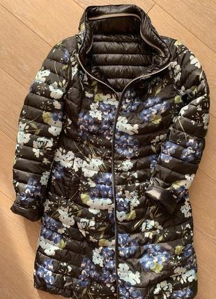 Куртка- пальто двусторонняя