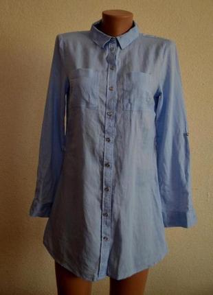 Удлиненная рубашка  primark