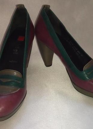 Туфли от супер дорогого австрийского бренда högl