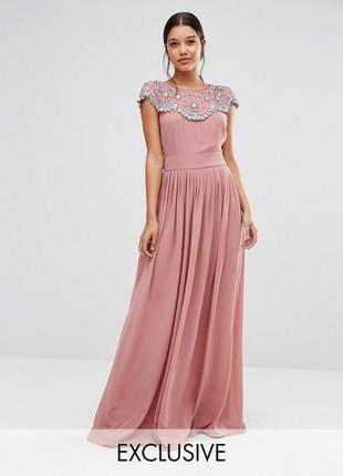 Ліквідація товару до 29 грудня 2018 !!! платье макси tfnc wedding