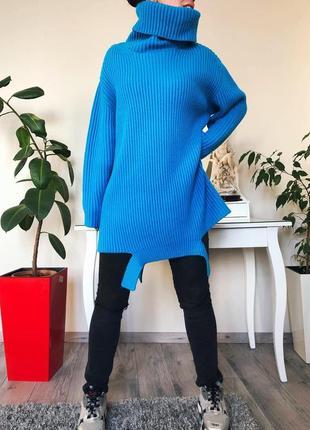 Шерстяной свитер balenciaga, оригинал