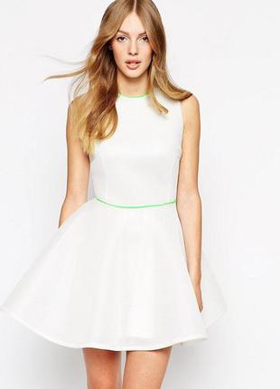 Платье со свободной юбкой french connection