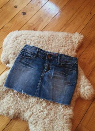 Джинсова спідниця,юбка
