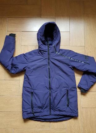 Женская зимняя куртка adidas z.n.e. jacket (bs1006)