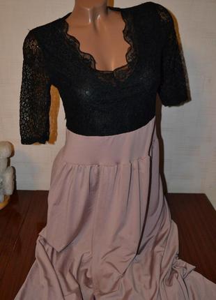 Очень крутое нарядное платья