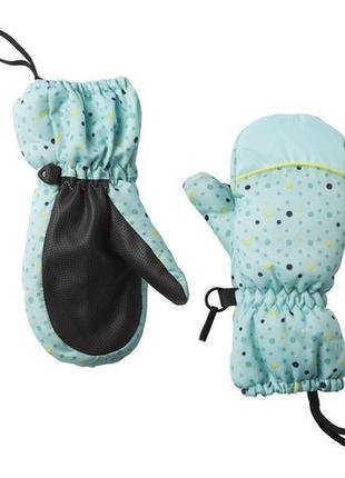 Краги (перчатки,варежки) lupilu германия