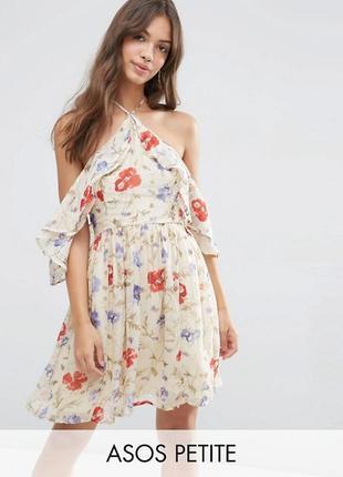 Новорічний розпродаж ! мини платье asos petite